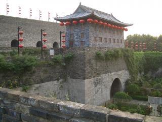 обои Древние ворота в Пекине фото