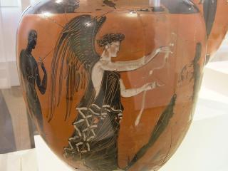 обои Древнегреческая амфора фото