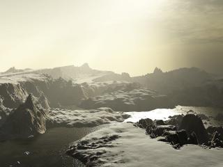 обои Возвышенности и моря фото