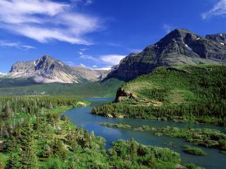 обои Горы,   моря фото
