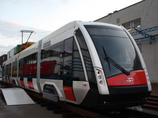 обои Трамвай в тупике фото
