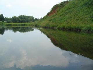 обои Тихая речка фото