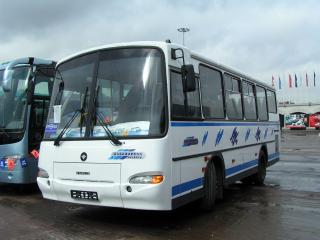 обои Автобус ПАЗ фото