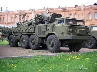 обои Артиллерийская установка ZIL 135 фото