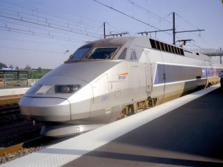 обои Сверхскоростной поезд TGV-A 359 фото