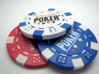 обои Фишки  казино фото