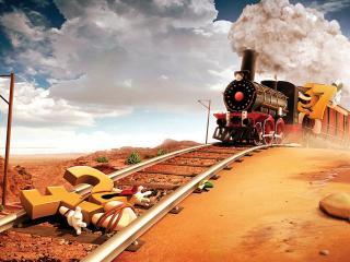 обои Поезда фото