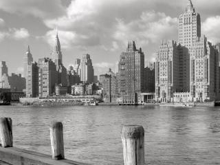 обои для рабочего стола: New York вид в  1931году