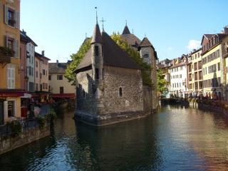 обои Город Анси. Франция фото