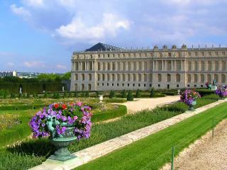 обои Город Версаль. Сады. Франция фото
