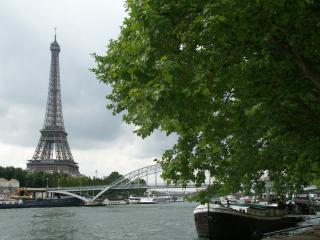 обои Тур по реке Сене. Париж. Франция фото