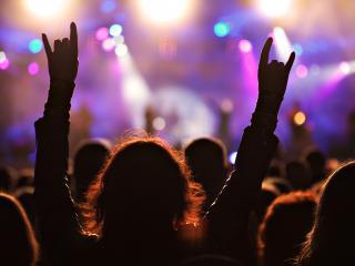обои Драйв на концерте фото