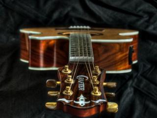обои Шестиструнная гитара фото