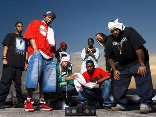 обои Группа Wu-Tang Clan фото