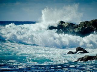 обои Море волнуется раз фото