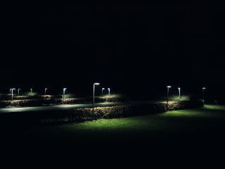 обои Ночной парк фото