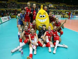 обои Сборная России - чемпион мира фото