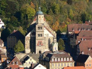 обои Немецкий городок фото