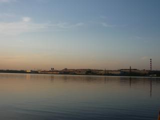 обои Верх-Исетский пруд фото