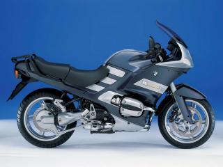 обои Мотоцикл БМВ R1150RS крупным планом фото