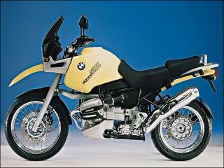обои Легкий горный мотоцикл БМВ фото