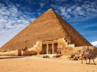обои Египет,  пирамида фото
