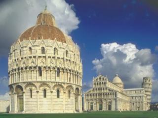 обои Образцы средневековой архитектуры фото