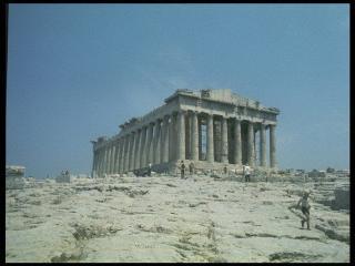 обои Развалины древнего акрополя фото