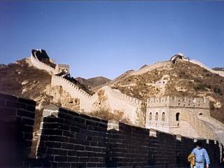обои У подножья Великой Китайской стены фото