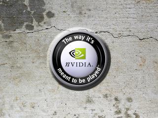обои Логотип   Nvidia фото