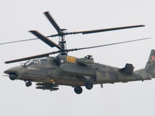 обои Ка-52,   аллигатор,   боевой вертолет фото