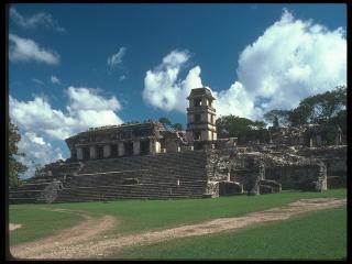 обои Развалины древнего храма в Южной Америке фото
