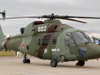 обои KA-60 многоцелевой военно-транспортный вертолёт фото