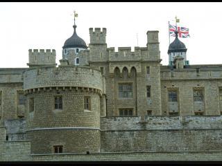 обои Средневековое здание в Лондоне фото
