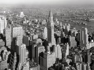 обои для рабочего стола: Нью - йорк 1932 год