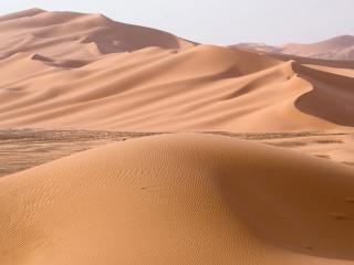обои Пустыня,   холмы  дюны фото