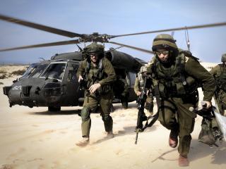 обои Американский спецназ фото