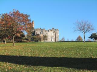 обои Замок на территории Шотладнского университета фото