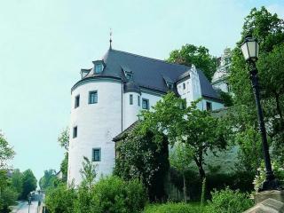 обои Замок Альтенбург в Германии фото