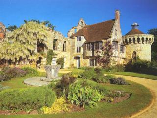 обои Замок Скотни в Англии фото