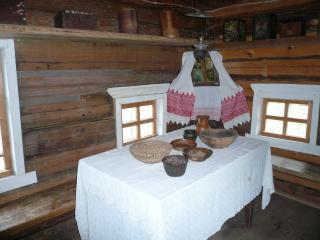 обои Крестьянский стол фото