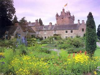 обои Замок Каудор,   Хайленд,   Шотландия фото