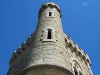 обои Замок Ренн во Франции фото