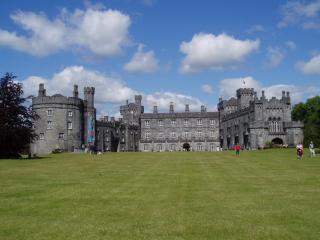 обои Замок Килкенни в Ирландии фото