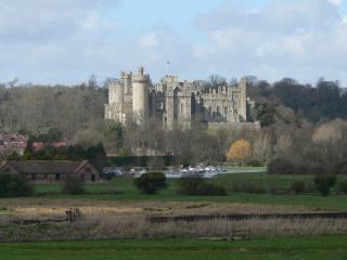 обои Замок Арундел в Великобритании фото
