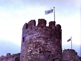 обои Замок Конви,   Гвинед,   Северный Уэльс фото