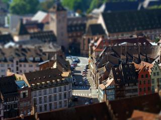 обои Точный макет города фото