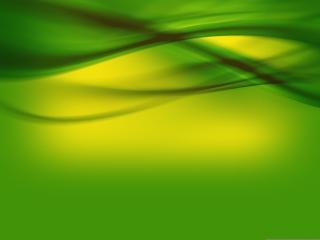 обои Зеленый фон с волнами фото