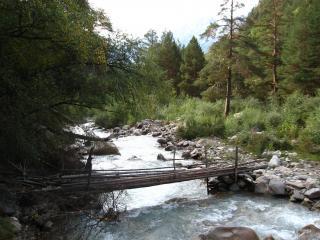 обои Древний мост фото