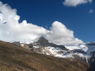 обои Ватные облака фото